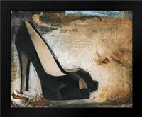 Shoe Box I: Framed Art Print by Stajan-Ferkul, Andrea