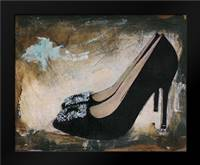 Shoe Box II: Framed Art Print by Stajan-Ferkul, Andrea