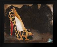 Shoe Box III: Framed Art Print by Stajan-Ferkul, Andrea