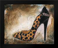 Shoe Box IV: Framed Art Print by Stajan-Ferkul, Andrea