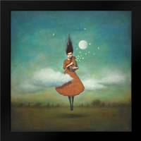 High Notes for Low Clouds: Framed Art Print by Huynh, Duy