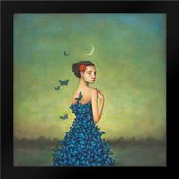 Metamorphosis in Blue: Framed Art Print by Huynh, Duy