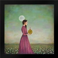 Counting on the Cosmos: Framed Art Print by Huynh, Duy