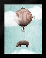 Special Delivery: Framed Art Print by Noblin, Greg