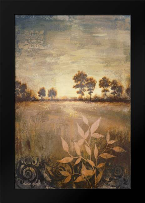 Distant Season: Framed Art Print by Marcon, Michael