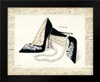 From Emilys Closet IV: Framed Art Print by Adams, Emily