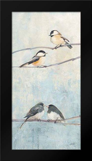 Hanging Out I: Framed Art Print by Purinton, Julia