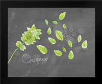 Oregano: Framed Art Print by Barbero, Lisa