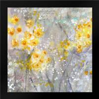 Dusty Miller: Framed Art Print by Woods, Linda