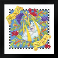 Hush Little Baby: Framed Art Print by P.S. Art Studios