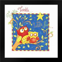 Twinkle Twinkle Little Star: Framed Art Print by P.S. Art Studios