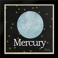 Mercury: Framed Art Print by Welsh, Shanni