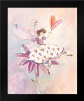 Bridget Blossom: Framed Art Print by Rawlings, Robin