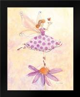 Penelope Petal: Framed Art Print by Rawlings, Robin