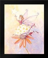 Caroline Dandelion: Framed Art Print by Rawlings, Robin