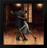 Studio Tango: Framed Art Print by Sullivan, Miles