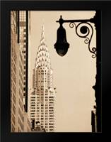 Chrysler Building: Framed Art Print by Gleyzer, Sasha