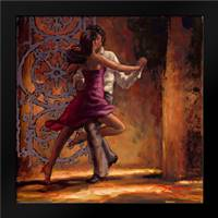 Dance Me In: Framed Art Print by Amber, Zeph