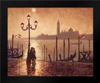 Honeymoon: Framed Art Print by Amber, Zeph