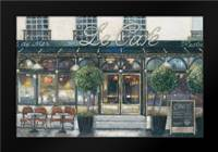 Cafe Impressions 2: Framed Art Print by Wyatt, Norman Jr.