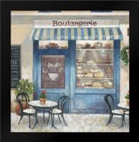 Cafe Impressions 4: Framed Art Print by Wyatt, Norman Jr.