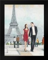 Paris Impressions 1: Framed Art Print by Wyatt, Norman Jr.