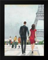 Paris Impressions 2: Framed Art Print by Wyatt, Norman Jr.