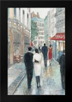 Paris Impressions 3: Framed Art Print by Wyatt, Norman Jr.