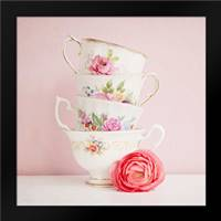 My Cup of Tea: Framed Art Print by Susannah Tucker Photography