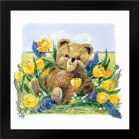 Spring Bear: Framed Art Print by Withaar, Rian