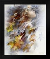 Autumn: Framed Art Print by Haenraets, Willem
