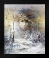 Winter: Framed Art Print by Haenraets, Willem