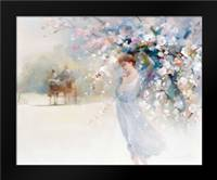 Goodbye: Framed Art Print by Haenraets, Willem