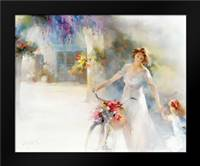 Going home: Framed Art Print by Haenraets, Willem