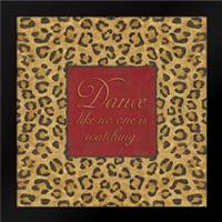 Dance: Framed Art Print by Marrott, Stephanie