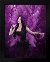 Fairy 32: Framed Art Print by Babette