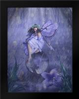 Fairy 41: Framed Art Print by Babette