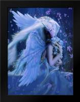 Angel Amabiel: Framed Art Print by Babette