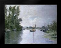 Argenteuil: Framed Art Print by Monet, Claude