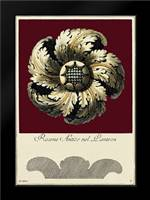 Rosone Antico I: Framed Art Print by Guerra