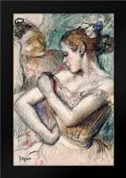 Danseuse: Framed Art Print by Degas, Edgar