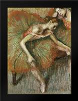 Dancers: Framed Art Print by Degas, Edgar