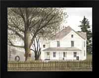 Grandmas House: Framed Art Print by Jacobs, Billy