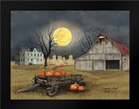 Harvest Moon: Framed Art Print by Jacobs, Billy