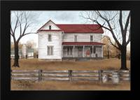 The Family Farm: Framed Art Print by Jacobs, Billy