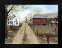 Warm Spring Day: Framed Art Print by Jacobs, Billy