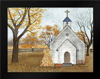 Blessed Assurance: Framed Art Print by Jacobs, Billy