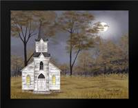 Evening Prayer: Framed Art Print by Jacobs, Billy