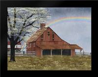 His Promise: Framed Art Print by Jacobs, Billy