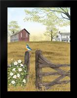 Mornings Glory: Framed Art Print by Jacobs, Billy